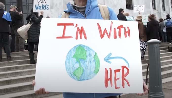 planet  lockdown earth day