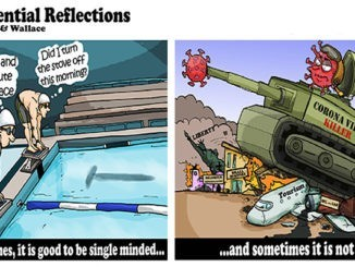 existential reflections comic