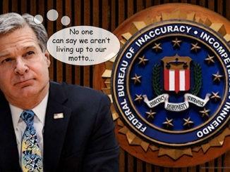 FBI Motto Comic
