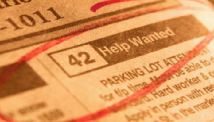 help wanted unemployment employ jobs