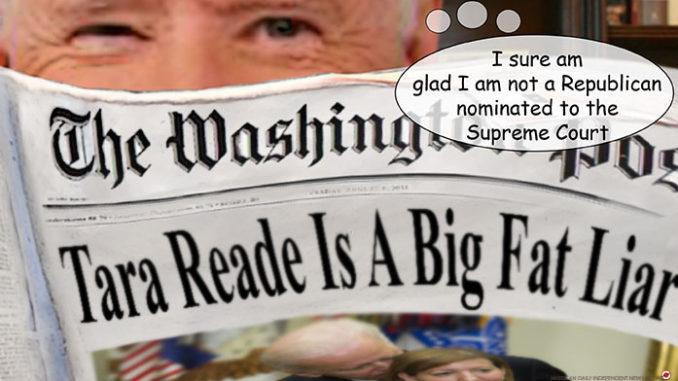 Joe Biden comic