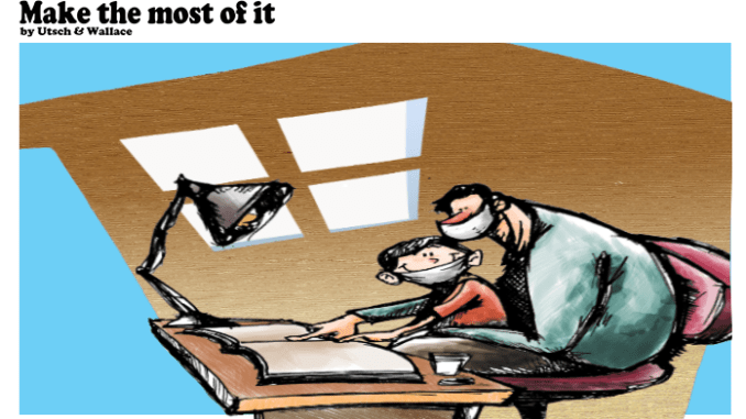 Make the most of it comic