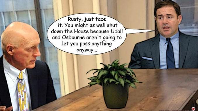rusty bower comic