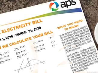 APS bill comic