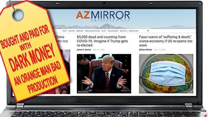 Arizona Mirror comic