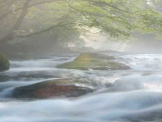 water river