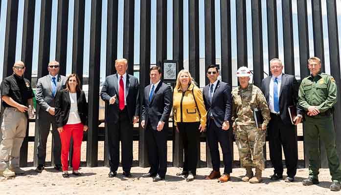 Trump Border Visit, Phoenix Rally | Arizona Daily Independent