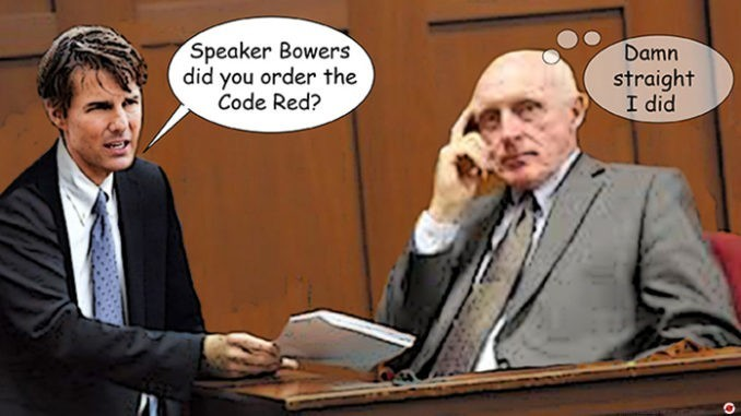 rusty bowers comic