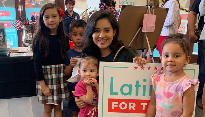 latinos for tump