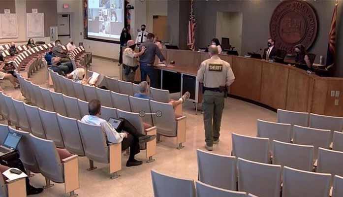 pima county arrest