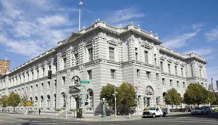 Ninth Circuit courthouse