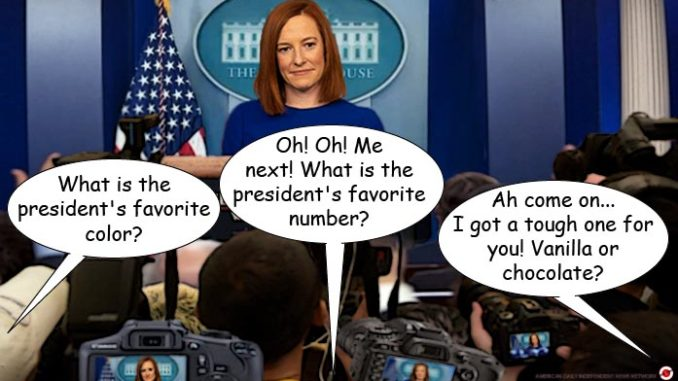 White House Press Secretary Jennifer Psaki