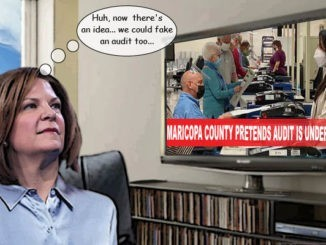 kelli ward audit fight comic