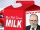 john durham on milk carton comic