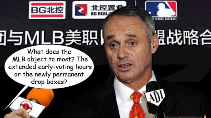 mlb commissioner comic