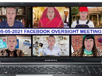 facebook oversight meeting comic