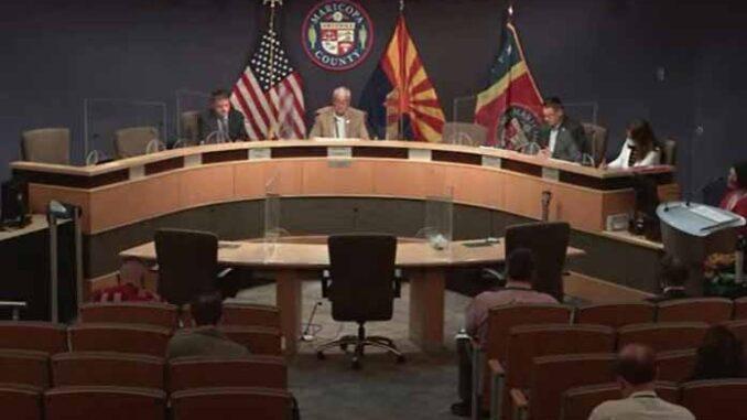 maricopa county supervisors